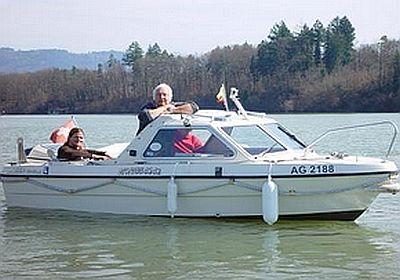 Fahrschule Boot